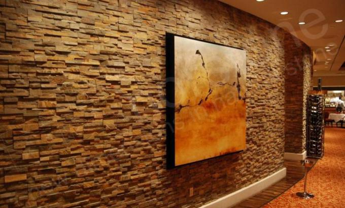 3d Wallpaper Or Wall Panel Or Wall Panels Stacked Stone Interior Stone Feature Walls Stone For Interior Walls