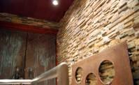 Interior Stacked Stone Veneer Wall Panels   Interior Stone ...
