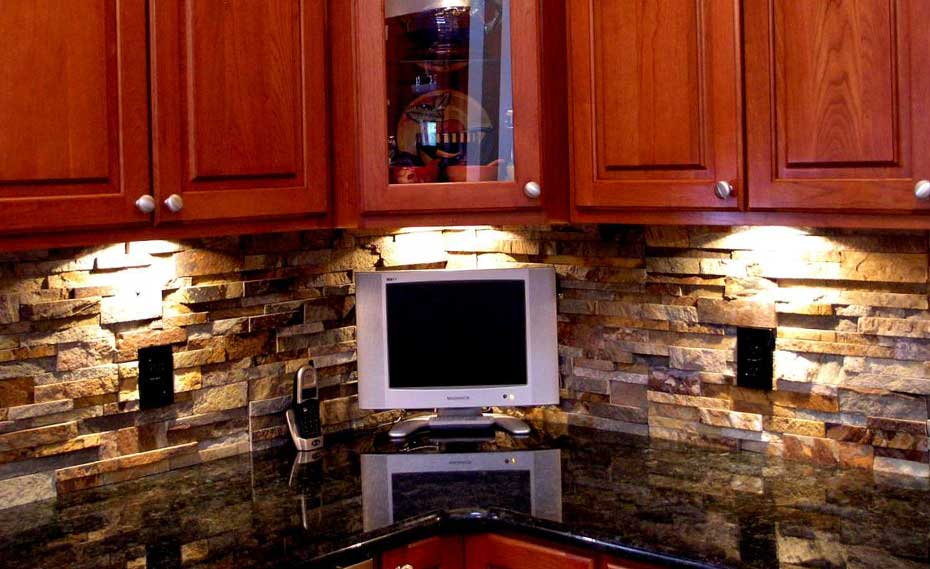 stone kitchen backsplash rooms to go islands natural stacked tiles for kitchens and bathrooms norstone veneer rock panels a layered