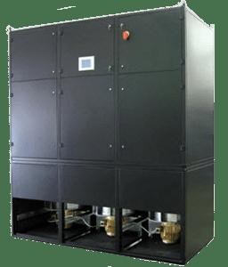 Computer Room Air Handler CRAH and Computer Room Air Conditioner CRAC Retrofit Kits