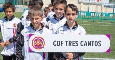 El Tres Cantos C.D.F afronta una nueva temporada