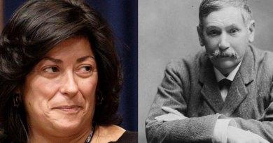 La escritora Almudena Grandes protagoniza 'Una tarde con Don Benito' en el centenario de Galdós