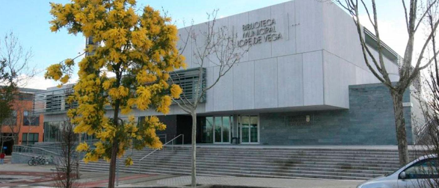 La biblioteca municipal Lope de Vega vuelve a abrir sus puertas