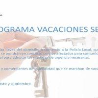 La Policía Local de Tres Cantos pone marcha la campaña 'Vacaciones seguras'