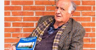 Entrevista a Donato Fernández, coautor del libro Tres Cantos 20 años de Historia