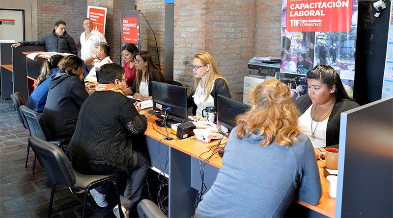 Más de 1200 vecinos ya se inscribieron a los cursos gratuitos del Tigre Instituto Formativo