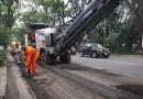 San Isidro completa la renovación del asfalto en Av. Del Libertador