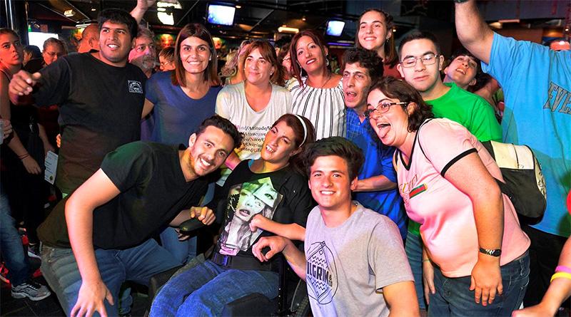 Al ritmo de la cumbia y el reggaeton, más de mil personas disfrutaron de un nuevo baile inclusivo en Tigre