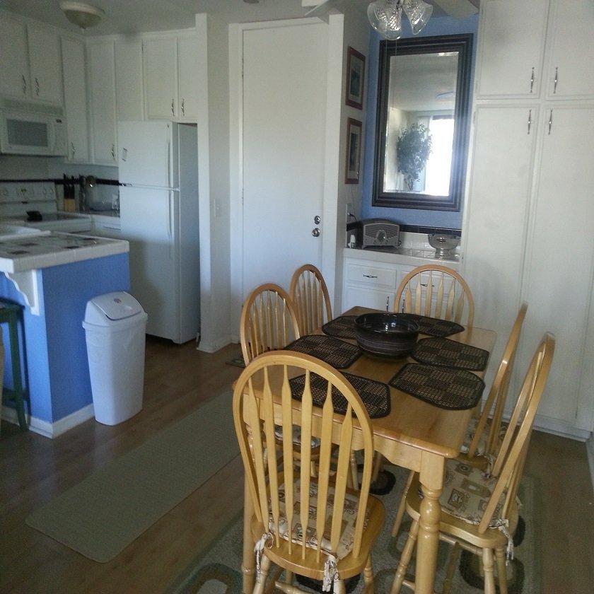 B-126 Condo Kitchen