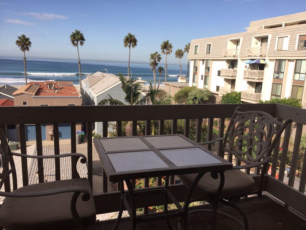 A201 Balcony View