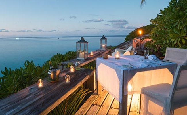 Luxury Private Island Resort North Island Seychelles