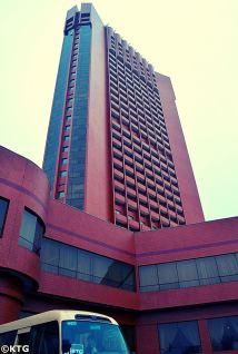Sosan Hotel In Pyongyang Budget North Korea Accommodation
