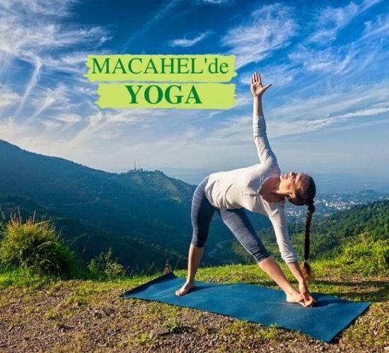 Macahel'de Yoga