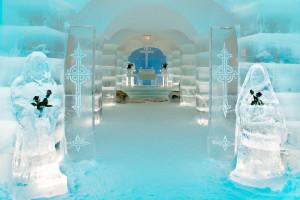 Sorrisniva Igloo Hotel, inside