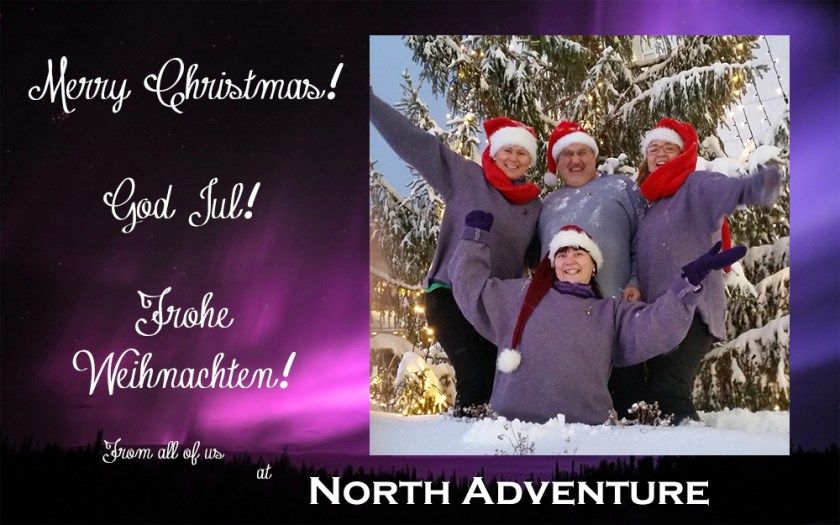 Christmas 2015 at North Adventure