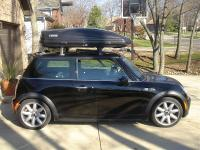 MINI Roof Racks - North American Motoring