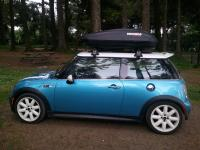 Mini Cooper Roof Rack And Box - Best Roof 2018