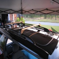 Clubman Roof Rail Installation