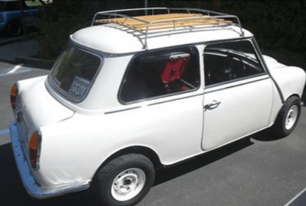 FS:: Roof Rack for Mini Cooper and Mini Cooper S