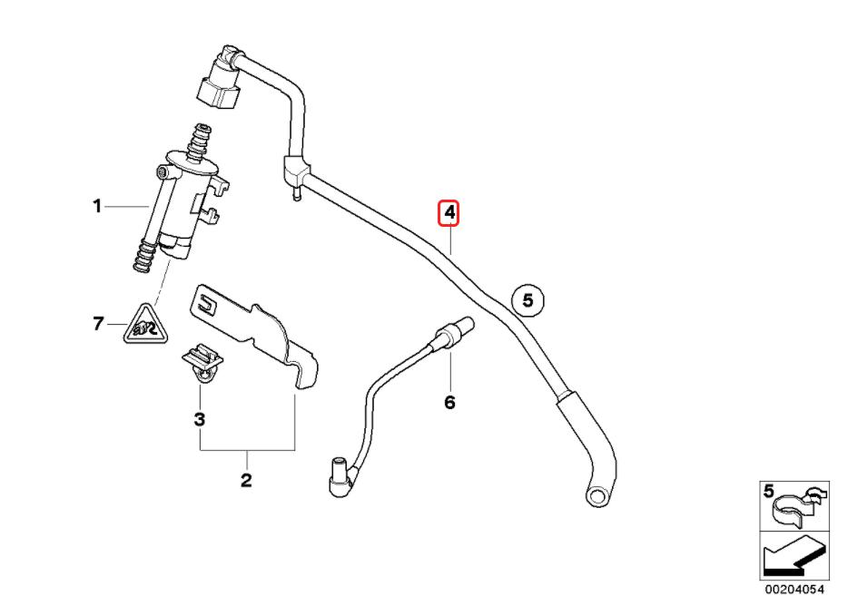 WTB:: Fuel breather hose (13907515434) 2006 R53 6-speed