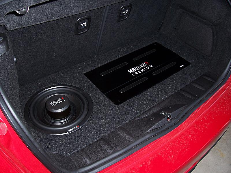 how to install a car stereo system wiring diagram 1998 jeep cherokee pcm pics of my r56 custom amp/sub/false floor - north american motoring