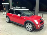 Factory Roof Rack Installation - North American Motoring