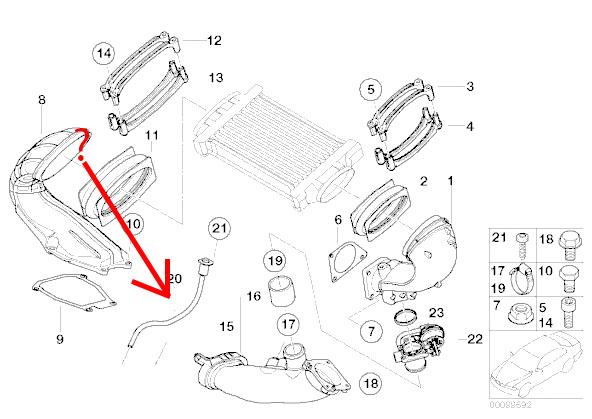 mini cooper s r53 vacuum diagram