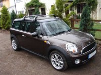 Clubman roof rack?