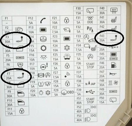 cigarette lighter wiring diagram fancy ponent the best 2007 honda civic serpentine belt mini cooper fuse box manual e books schematic diagramfuse icon decoding north american motoring universal chrome