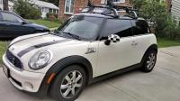 Need wind fairing for countryman OEM roof rack?