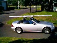 Wind noise with roof rack - Page 2 - North American Motoring