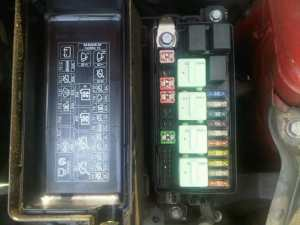 Which is Relay K19  North American Motoring