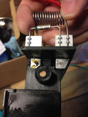 Low Speed Fan Resistor  we need solution  Page 47  North American Motoring