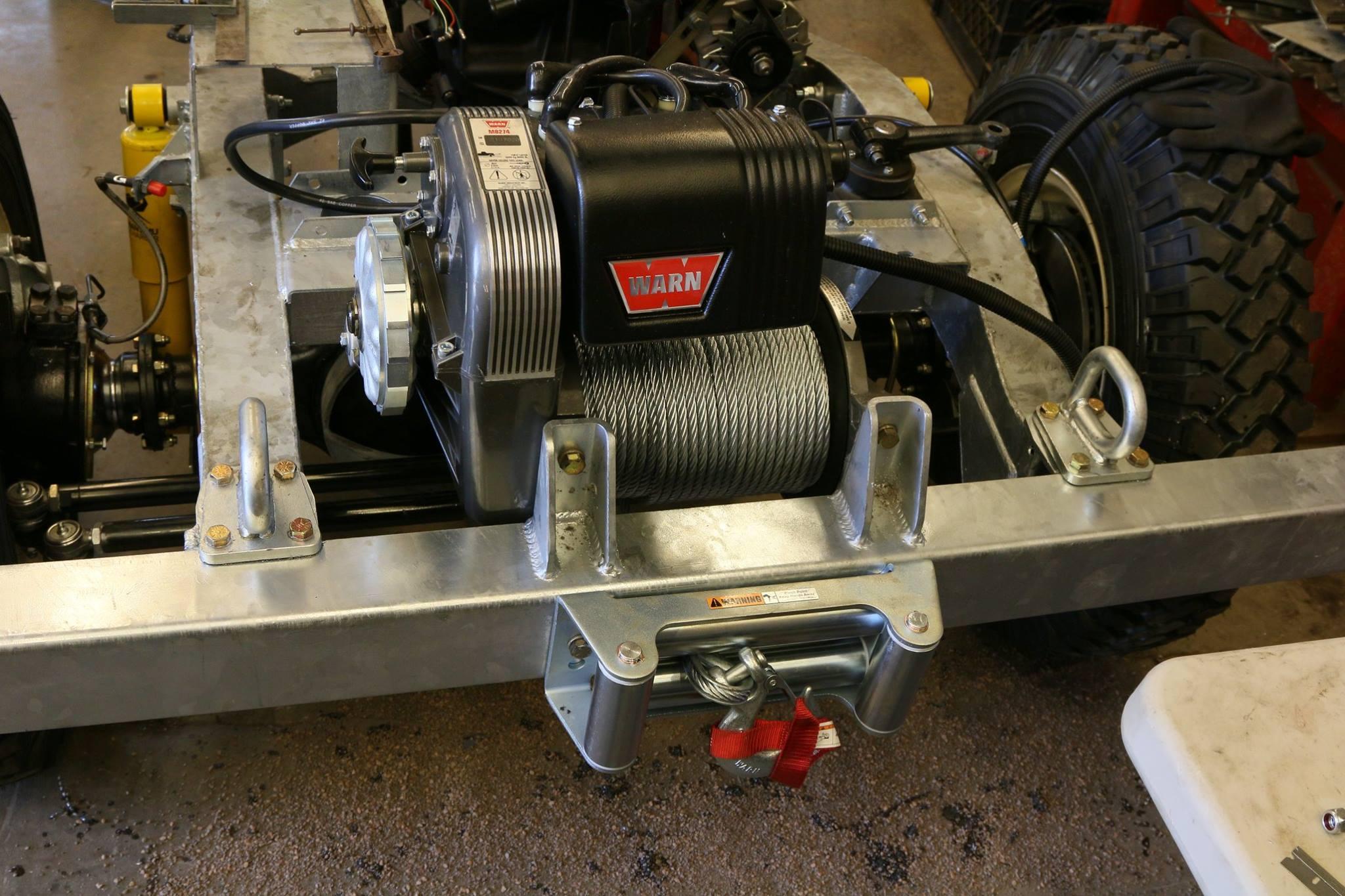 Wiring Harness Restoration 1969 Land Rover Series Iia Marine Blue North America