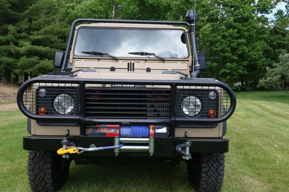 medium resolution of finished product land rover tithonus restoration