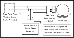 Static Phase Converter | Electronic Phase Converter