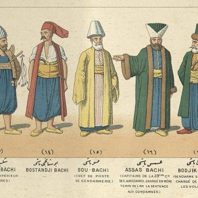 Turkish Clothing of Ottoman Times  ©