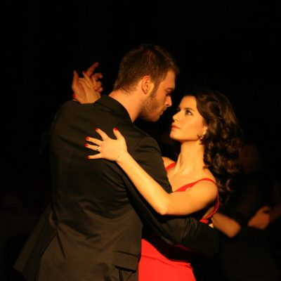 Tango's Journey In Turkey and In Turkish TV Series