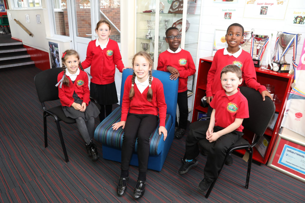 Take a seat  schools and charities benefit from our