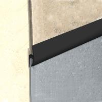 Genesis Plastic Edging Vinyl Flooring and Tile Capping