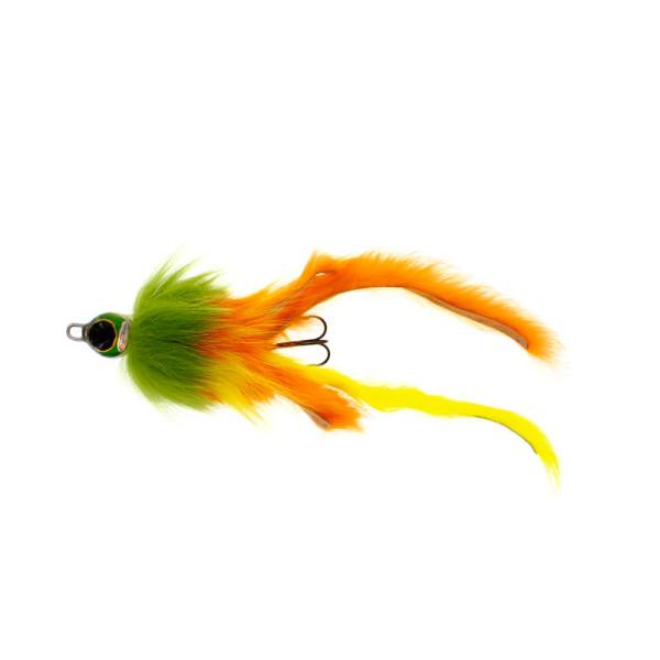Westin Monster Fly - Parrot Special Colour