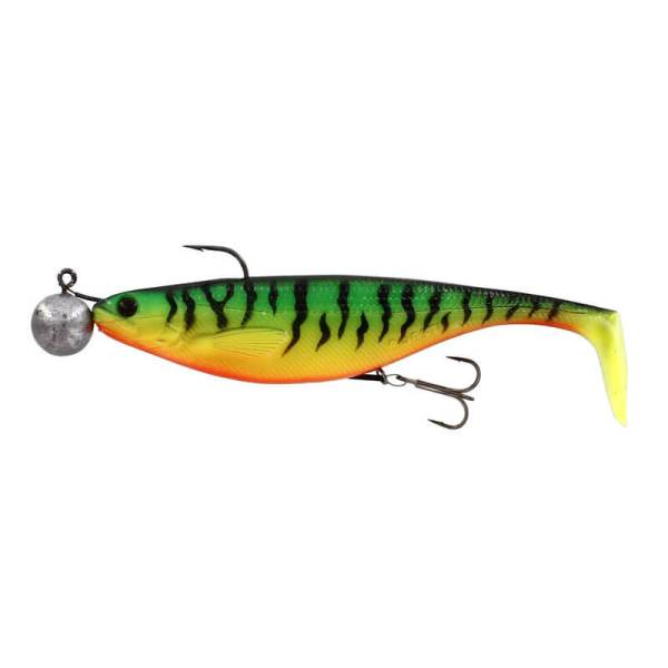 Westin ShadTeez R 'N R 12cm - Crazy Firetiger Colour | North Bay Outfitters