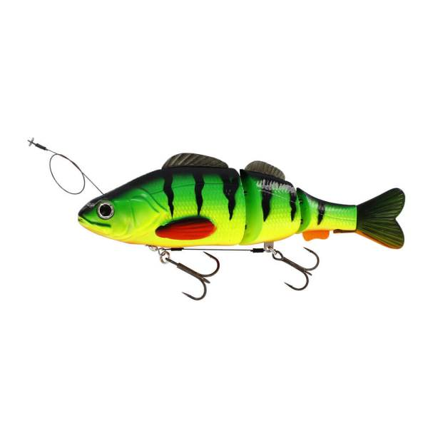 Percy the Perch Inline - Firetiger