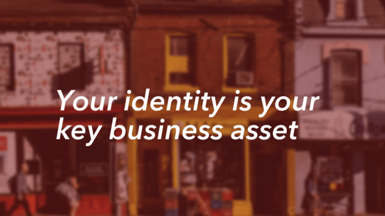 Your identity is your key business asset