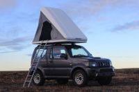 Rent a Suzuki Jimny + Roof Tent in Iceland - Northbound.is