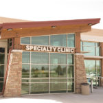 Specialty Clinic Entrance