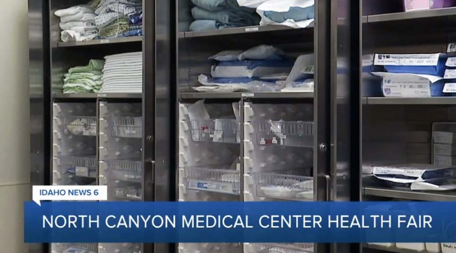 North Canyon Medical Center hosts health fair this week