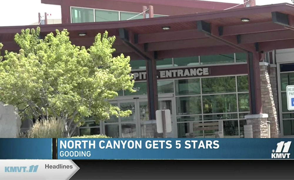North Canyon Medical Center receives 5 star rating for patient experience