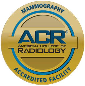 ACR Accredited Mammography