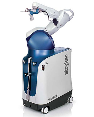Mako Robotic Arm Assisted Total Knee Replacement